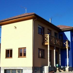 konstrukcje drewniane Izarra