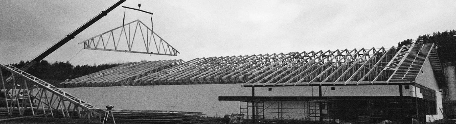Producent konstrukcji szkieletowych oraz wiązarów dachowych