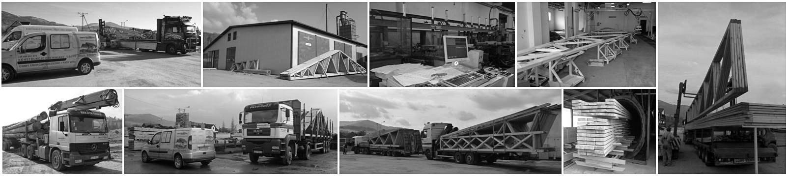 Fabryka konstrukcji drewnianych